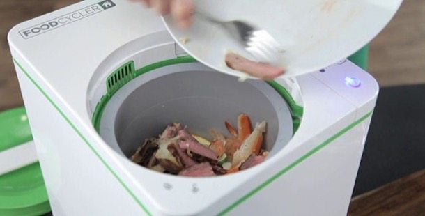 Food-Cycler-CS10 compostador doméstico
