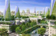 Smart City 2050: arquitectura ecológica para París