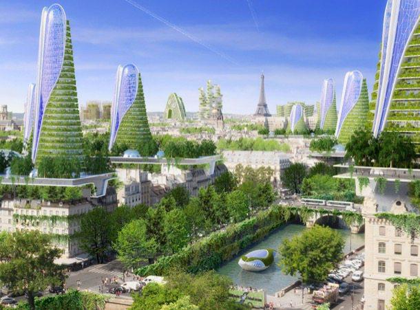 Arquitectura ecol gica para par s por vincent callebaut for Articulos de arquitectura 2015