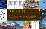 10 Soluciones renovables que mejorarían el mundo