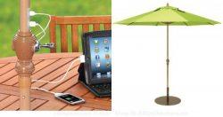sombrilla-con-laminas-fotovoltaicas-recarga-gadgets