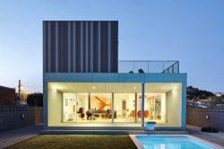 Casa-Castaño-prefabricada-porche