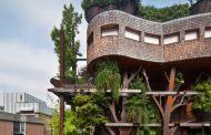 25 Green: arquitectura con vegetación para Turín