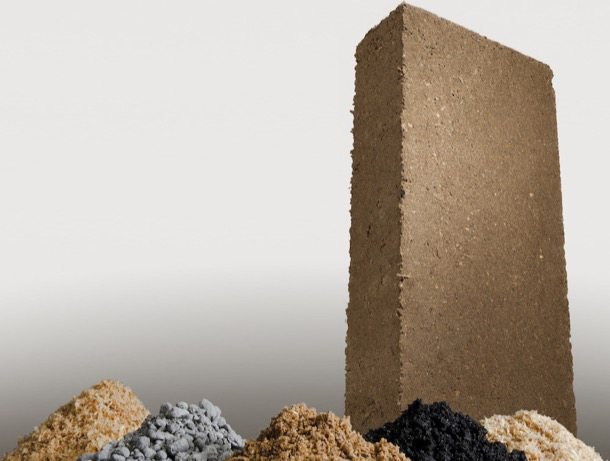Carbon-Buster bloque de construcción ecológico