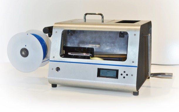ProtoCycler extrusor plástico impresión 3D