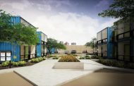 Containers On Grand: apartamentos de contenedores en Phoenix