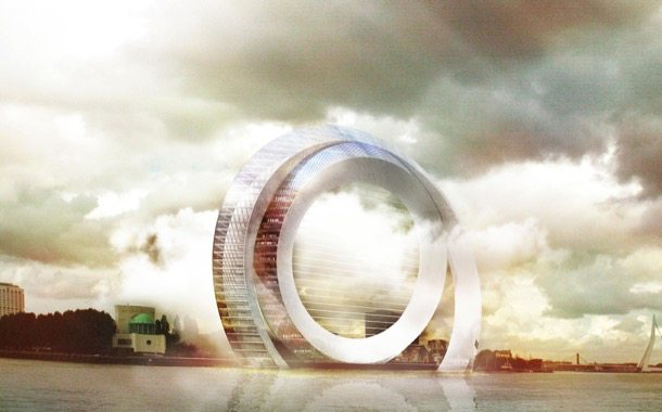 Dutch-Windwheel generador eólico holandés