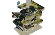 Huertos urbanos en estructuras verticales