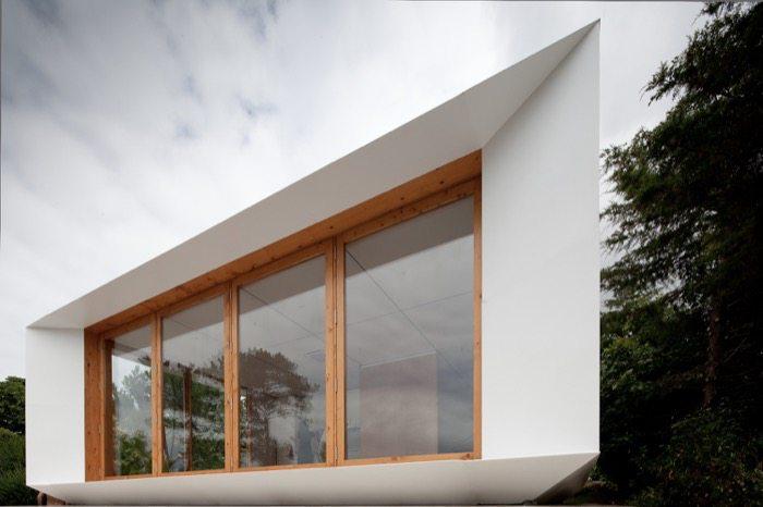 Mima house arquitectura prefabricada moderna for Arquitectura prefabricada