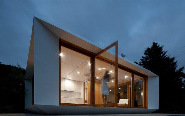 MIMA-House arquitectura prefabricada portuguesa