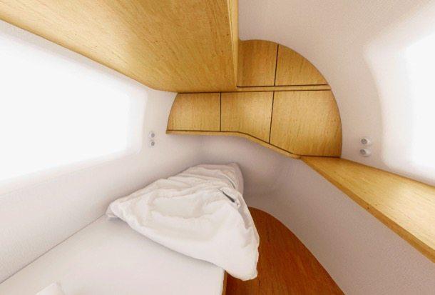 Ecocapsule-casa-minima-interior-cama-armarios