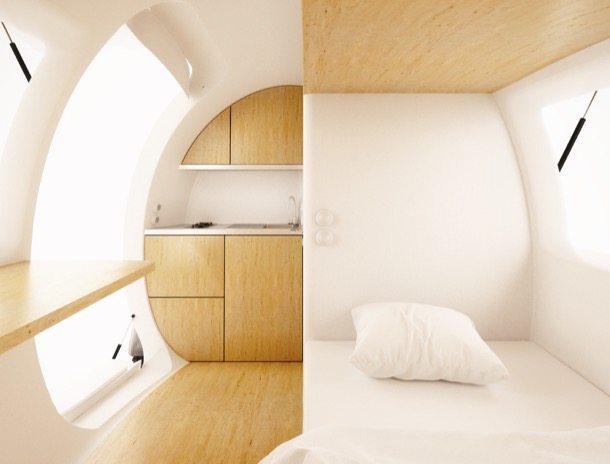Ecocapsule-casa-minima-interior