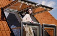 FGH-V: ventana balcón para cubiertas inclinadas