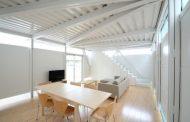 LGS House: casa de estructura metálica (Tokio)