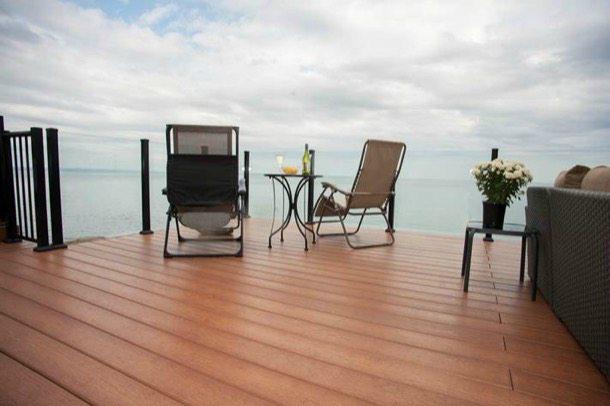 Nylodesk tablones ecol gicos para suelos de terrazas - Suelos de terrazas ...