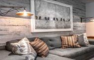 Stikwood: tablas de madera maciza para las paredes