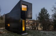 Cottage 2: refugio de madera para un escritor