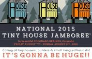 Tiny House Jamboree: gran evento de casas diminutas