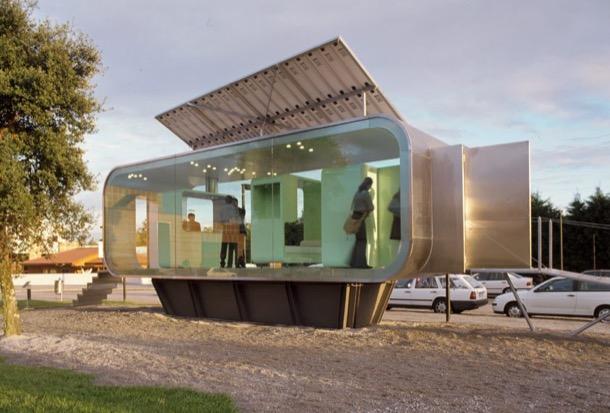 M dulos prefabricados - Modulos de vivienda prefabricados ...