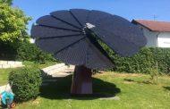 Smartflower POP: paneles fotovoltaicos domésticos con seguimiento solar