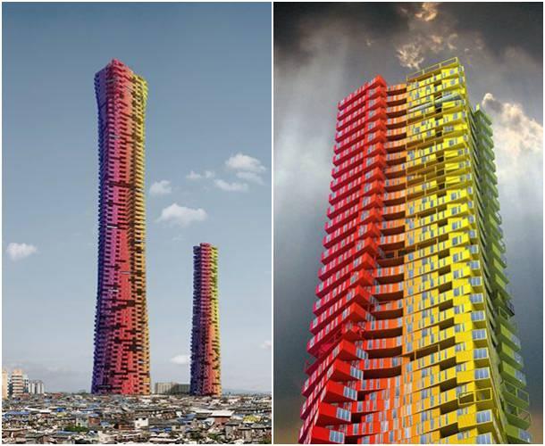 rascacielos-de-contenedores-Bombay-exterior