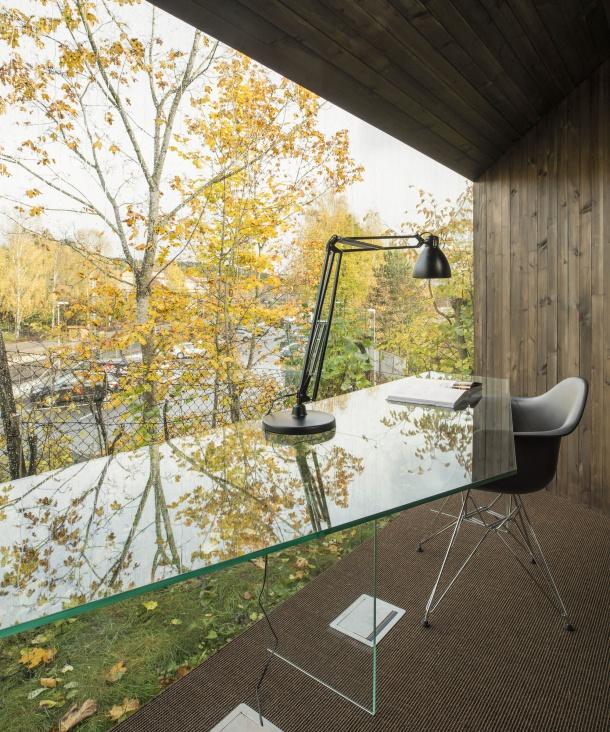 refugio-de-madera-escritorio