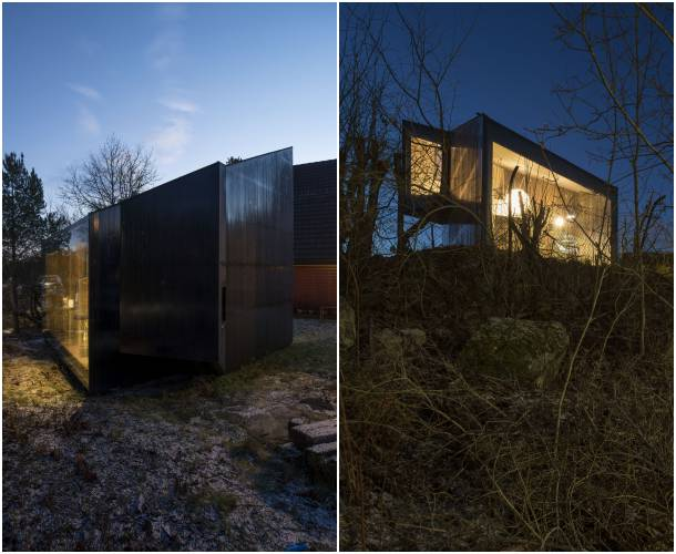 refugio-de-madera-exterior-nocturno
