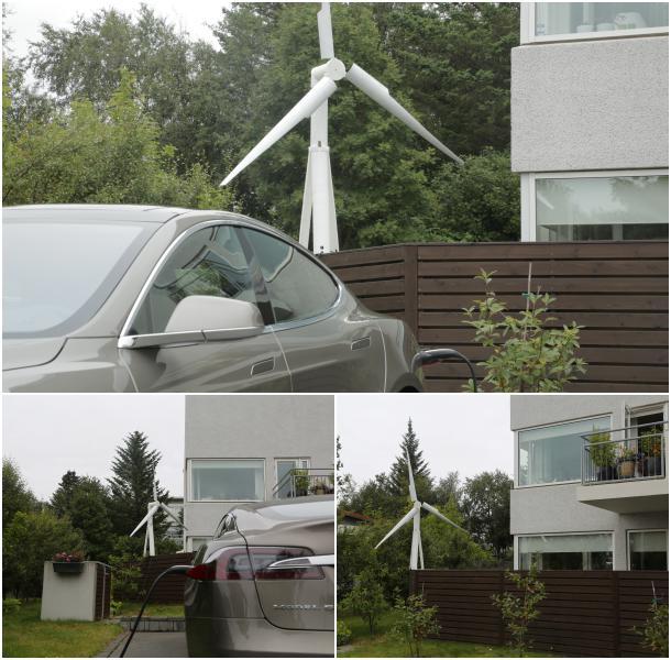 turbina domestica Trinity