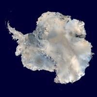 deshielo de los polos, Antártida