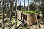 Prototipo de vivienda prefabricada en Ecuador
