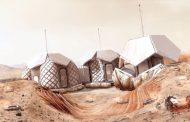 Hábitats modulares para vivir en Marte, según Norman Foster