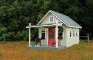 Kwik: casetas de madera de Kanga Room Systems