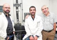 investigadores Laboratorio Adhesion