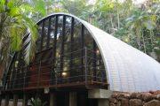 ARCA: casa de huéspedes prefabricada
