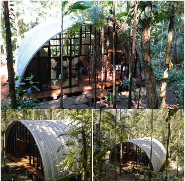 ARCA casa de huéspedes prefabricada