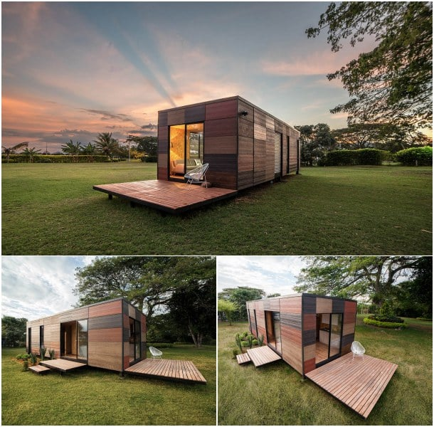 Casas modulares vimob caracter sticas y modelos - Casa modulares prefabricadas ...