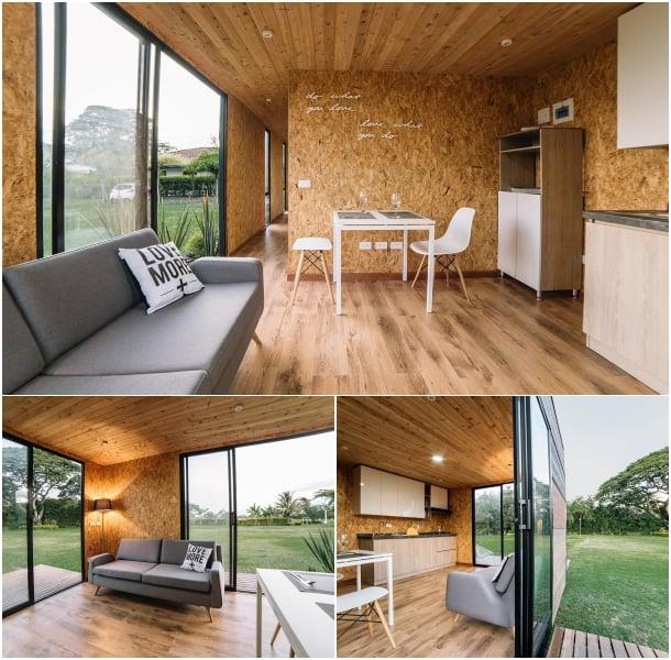 interior-casas modulares VIMOB