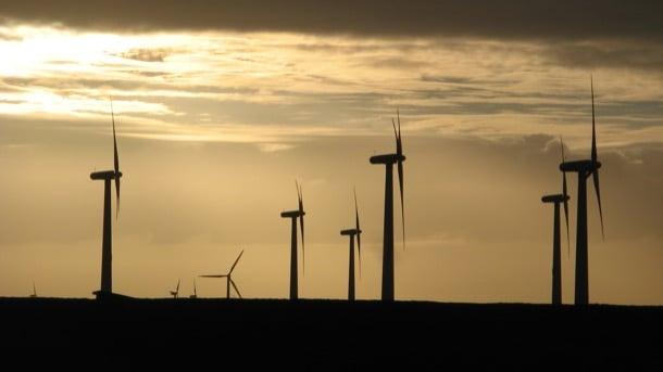 turbinas eolicas en Alemania