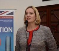 Amber Rudd ministra