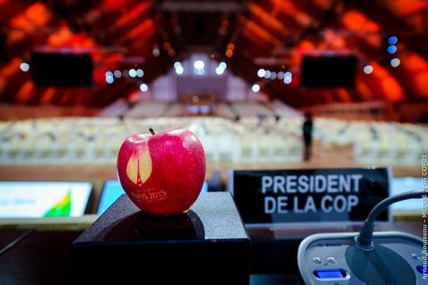 COP21 cumbre sobre calentamiento global