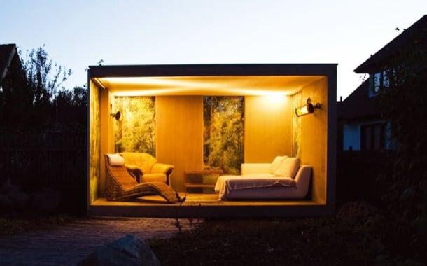 CUBE caseta de jardín