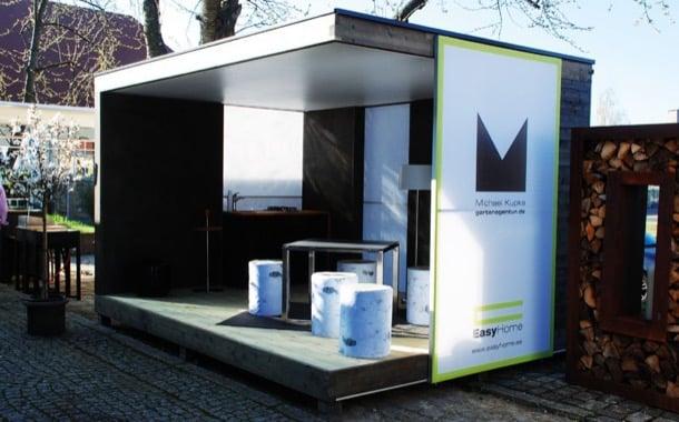 Cube moderna caseta