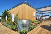 NexusHaus: casa ecológica que también proporciona comida