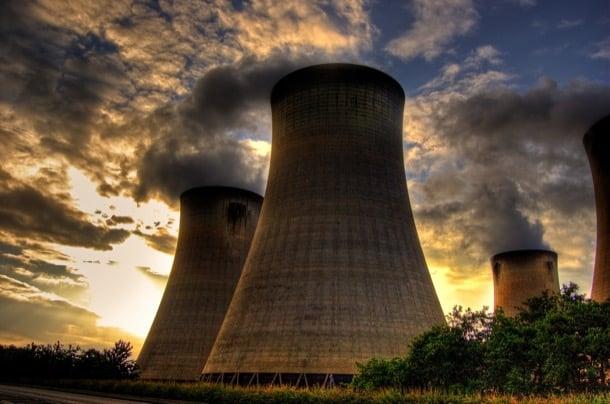 centrales de carbón UK