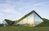 Museo Biesbosh: convertido en edificio sostenible