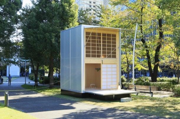 modelos de cabañas - refugio aluminio Konstantin Groic