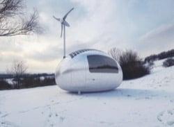 Ecocapsule modelos de cabañas futuristas