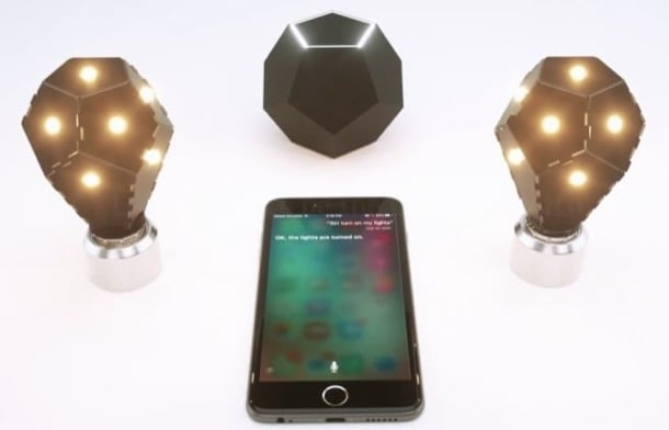 bombillas Nanoleaf Smarter Kit