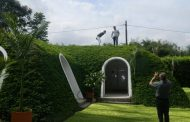 Las casas semienterradas de Green Magic Homes