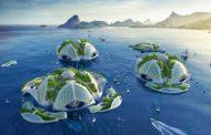 Aequorea: ciudad flotante de Vincent Callebaut